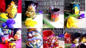 ceramic collage